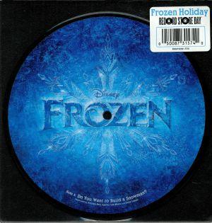 ANDERSON LOPEZ, Kristen/ROBERT LOPEZ - Frozen Holiday (Soundtrack)