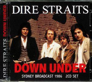DIRE STRAITS - Down Under: Sydney Broadcast 1986