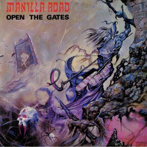 MANILLA ROAD - Open The Gates (reissue)