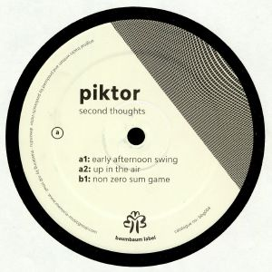 PIKTOR - Seconds Thoughts