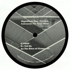 G PROD/ERELL RANSON - Extrasoul For Your Mind