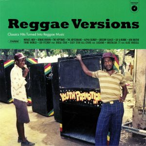 VARIOUS - Reggae Versions