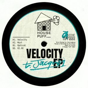 T JACQUES - Velocity EP