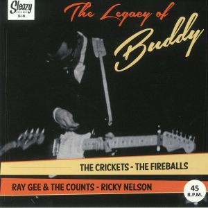 CRICKETS, The/THE FIREBALLS/RAY GEE & THE COUNTS/RICKY NELSON - The Legacy Of Buddy