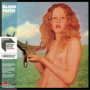 BLIND FAITH - Blind Faith (half speed remastered)