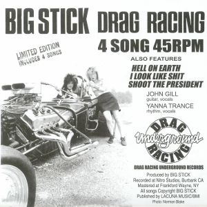 Drag Racing (Record Store Day 2019)