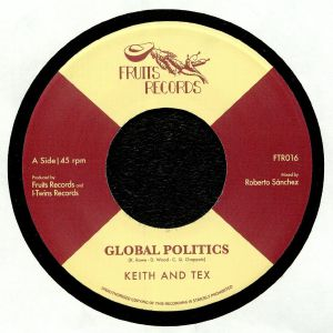 KEITH & TEX/THE I TWINS - Global Politics