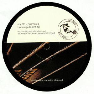 HOTMOOD - Burning Desire EP