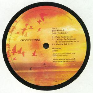 FRENCH, Blair - Patio Pastel EP