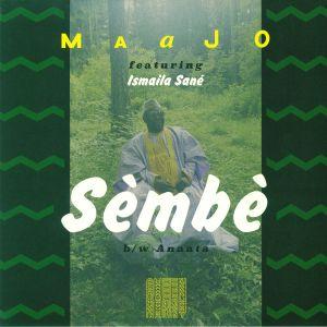 MAAJO feat ISMAILA SANE - Sembe