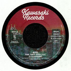 DJ KAWASAKI feat SHEA SOUL - Alive (Record Store Day 2019)