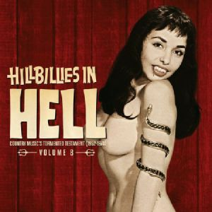 VARIOUS - Hillbillies In Hell: Volume 8 (Record Store Day 2019)