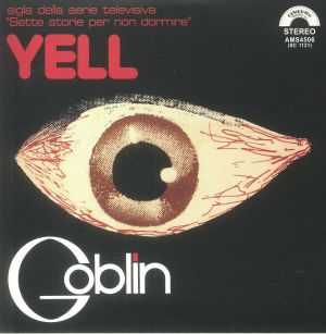 GOBLIN - Yell (Soundtrack) (Record Store Day 2019)
