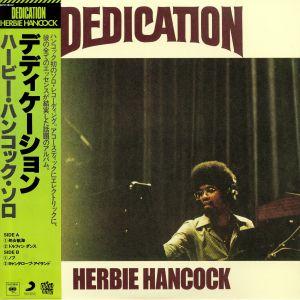 HANCOCK, Herbie - Dedication (Record Store Day 2019)