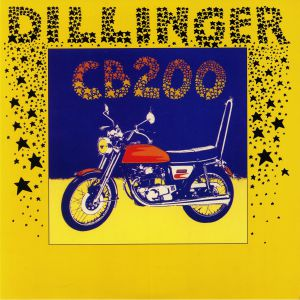 DILLINGER - CB 200 (Record Store Day 2019)