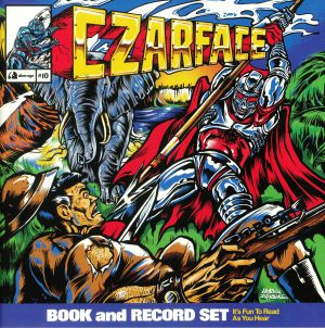 CZARFACE - Double Dose Of Danger (Record Store Day 2019)