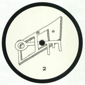 BERGER, Ali - Keys The Door EP 2