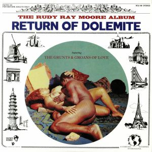 MOORE, Rudy Ray - Return Of Dolemite (Record Store Day 2019)