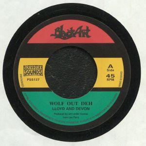 LLOYD & DEVON - Wolf Out Deh