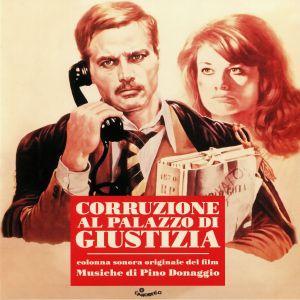 DONAGGIO, Pino - Corruzione Al Palazzo Di Giustizia (Soundtrack) (Record Store Day 2019)