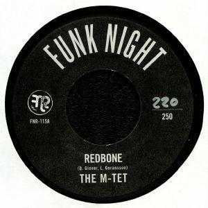 M TET, The - Redbone