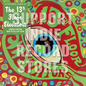 13TH FLOOR ELEVATORS - The Psychedelic Sounds Of The 13th Floor Elevators (mono) (Record Store Day 2019)