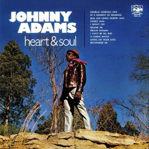 ADAMS, Johnny - Heart & Soul (Record Store Day 2019)