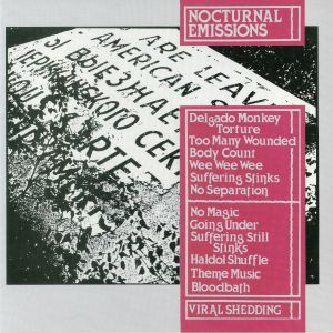 NOCTURNAL EMISSIONS - Viral Shedding (Record Store Day 2019)