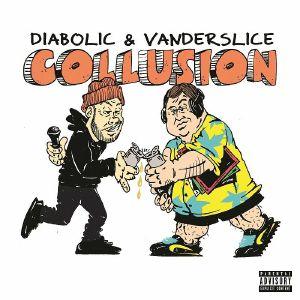 DIABOLIC/VANDERSLICE - Collusion (Record Store Day 2019)