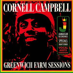 CAMPBELL, Cornell - Greenwich Farm Sessions (Record Store Day 2019)