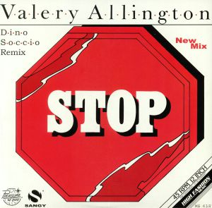 ALLINGTON, Valery - Stop (Dino Soccio remix)