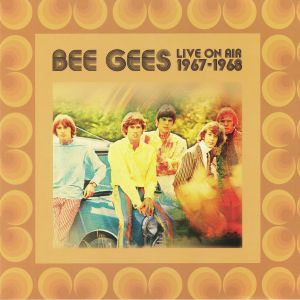 BEE GEES, The - Live On Air 1967-1968