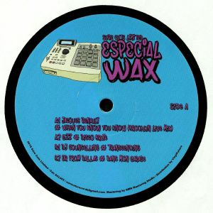 RENAULT, Jacques/GZZ/DJ COUNSELLING/JR FROM DALLAS - Especial Wax