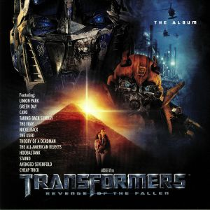 VARIOUS - Transformers: Revenge Of The Fallen (Soundtrack) (Record Store Day 2019)
