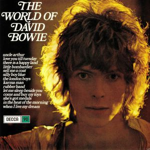 BOWIE, David - The World Of David Bowie (Record Store Day 2019)
