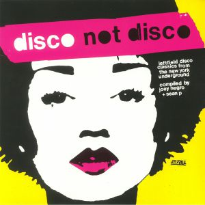 VARIOUS - Disco Not Disco (Record Store Day 2019)