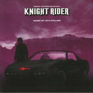 PHILLIPS, Stu - Knight Rider (Soundtrack) (Record Store Day 2019)