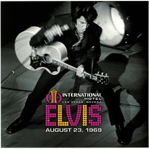 PRESLEY, Elvis - Live At The International Hotel Las Vegas Nevada August 23 1969 (Record Store Day 2019)