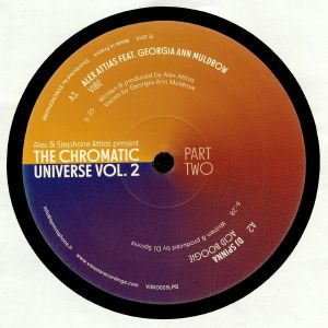 ATTIAS, Alex/DJ SPINNA/STEPHANE ATTIAS/QUENUM - The Chromatic Universe Vol 2 Part 2