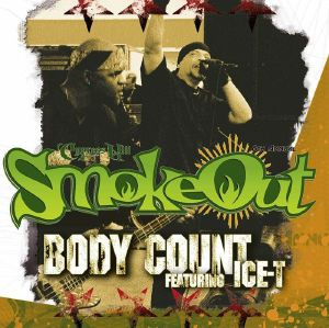BODY COUNT feat ICE T - The Smoke Out Festival Presents