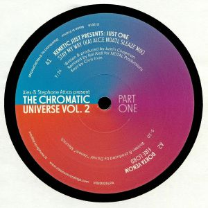 JUST ONE/DOKTA VENOM/HUGO LX/THE CATALYST GROUP - The Chromatic Universe Vol 2 Part 1