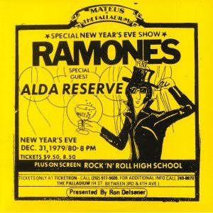 RAMONES - Live At The Palladium New York NY 12/31/79 (Record Store Day 2019)