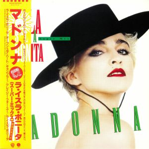 MADONNA - La Isla Bonita: Super Mix (Record Store Day 2019)