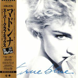 MADONNA - True Blue (Super Club Mix) (Record Store Day 2019)