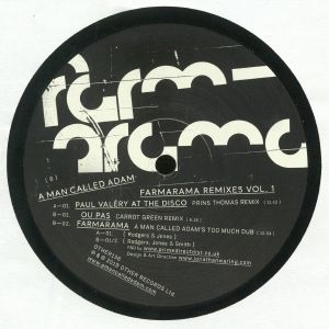 A MAN CALLED ADAM - Farmarama Remixes Vol 1 (Record Store Day 2019)