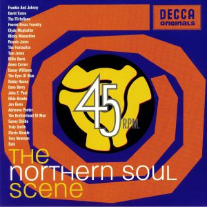 VARIOUS - The Northern Soul Scene (Record Store Day 2019)