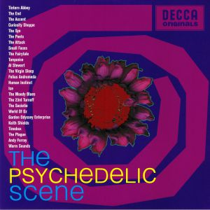 VARIOUS - The Psychedelic Scene (Record Store Day 2019)