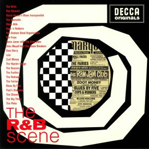 VARIOUS - The R&B Scene (Record Store Day 2019)