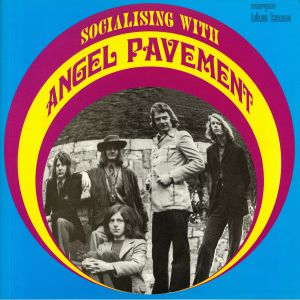 ANGEL PAVEMENT - Socialising With Angel Pavement (Record Store Day 2019)
