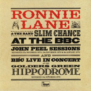 LANE, Ronnie & SLIM CHANCE - At The BBC (Record Store Day 2019)